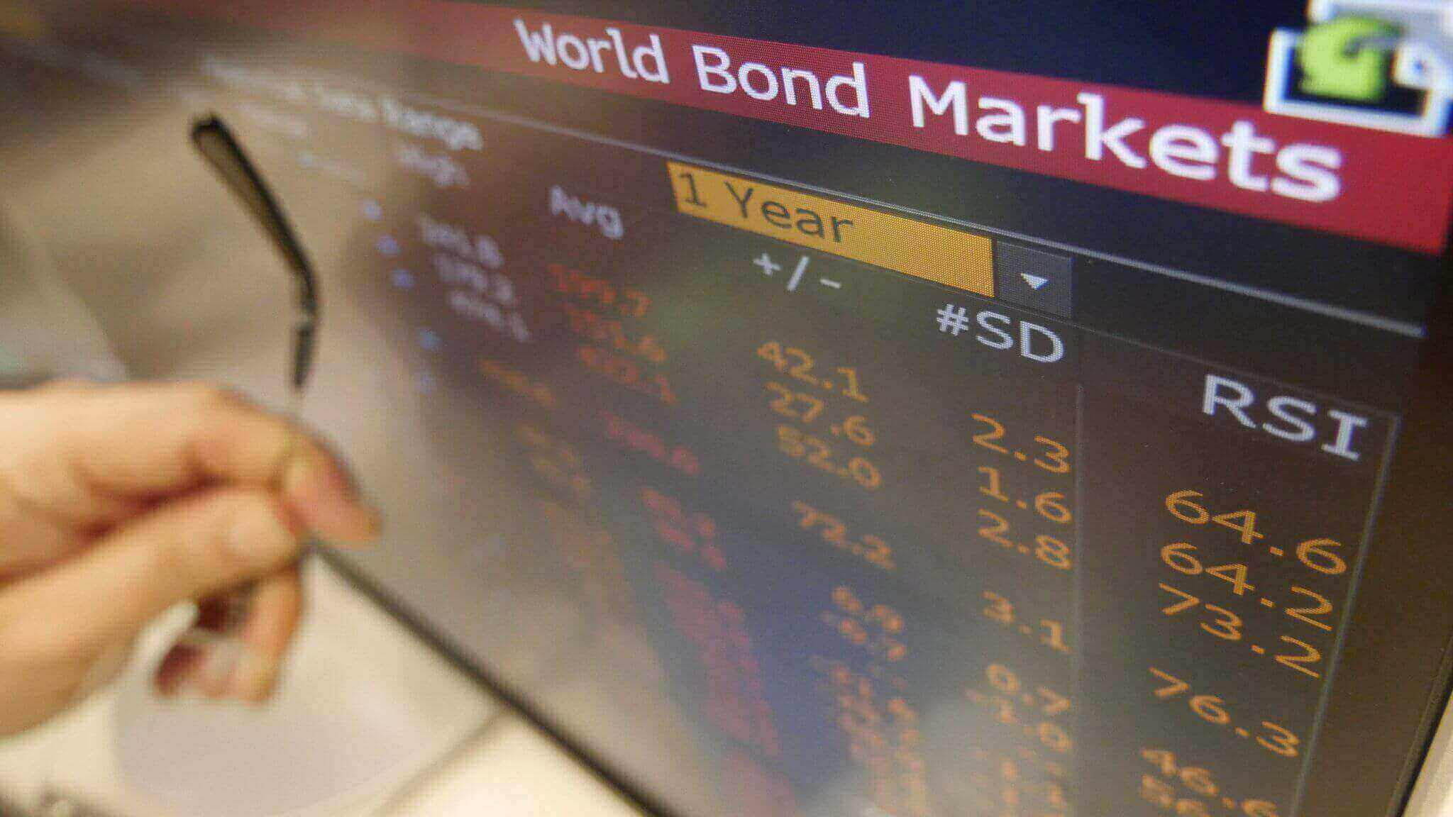 Bond Market Concerned About US Economy