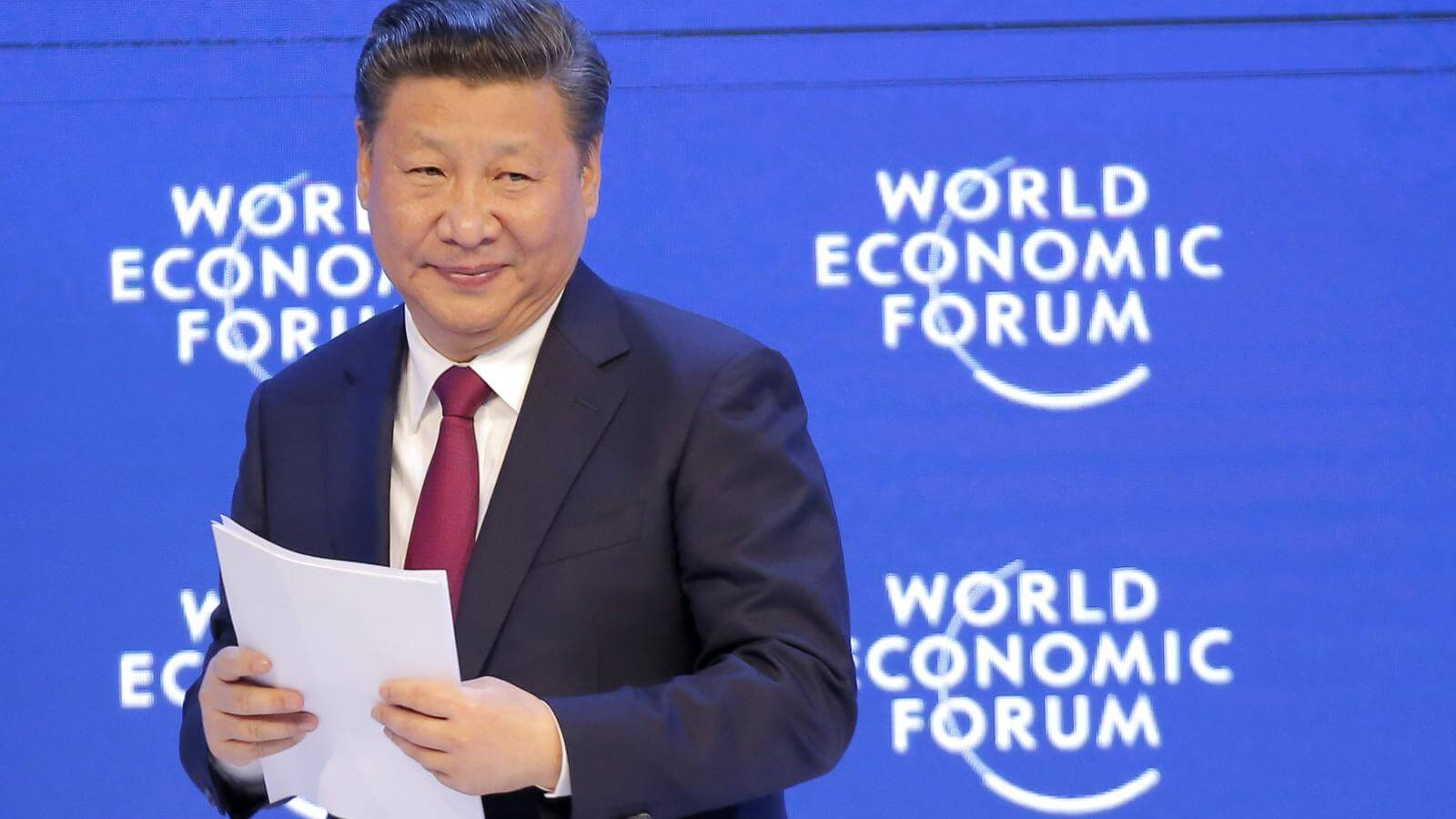 Chinese Business Leaders' Message in Davos is not to worry about Economy