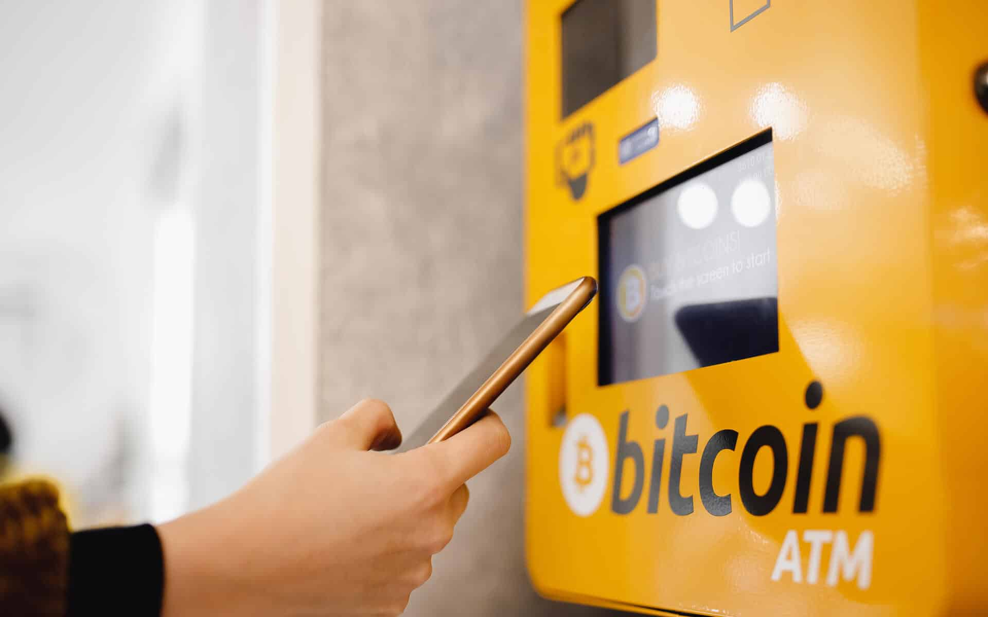 Cryptocurrency ATMs on a Steady Rise, as Worldwide Count, Crosses 4000!