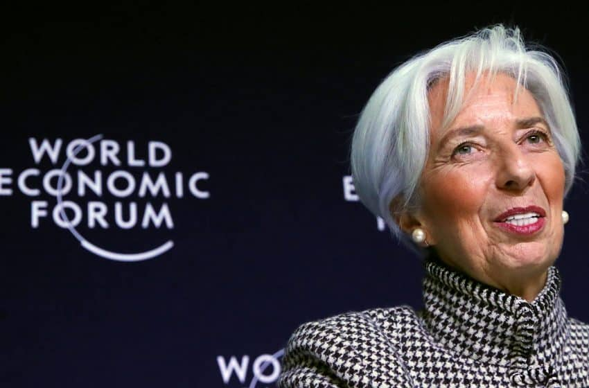 Davos: Warnings From IMF And CEO's Over Slow Growth