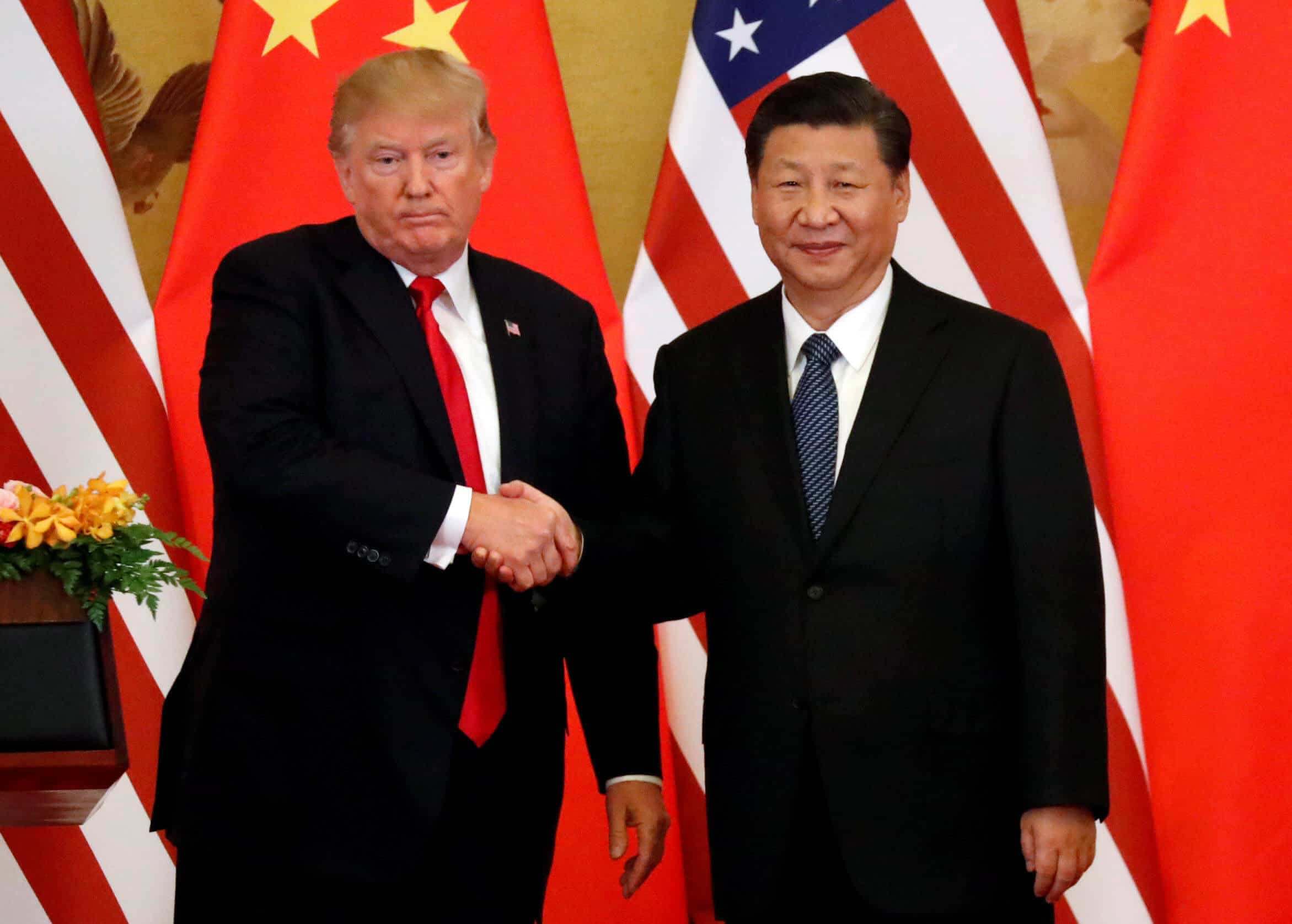 Every Aspect of U.S.⎯China Trade Talks