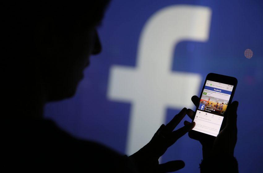 Facebook of Data Theft