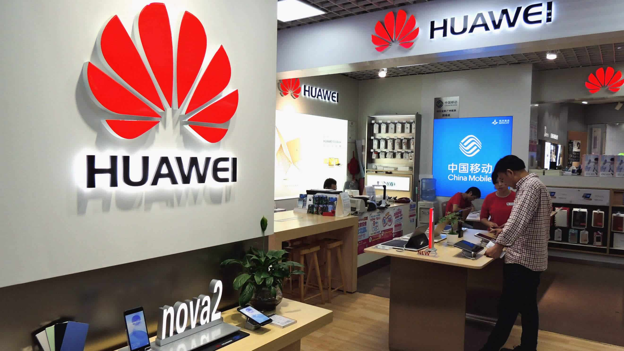 Huawei Releases Chip for Global Big Data Market