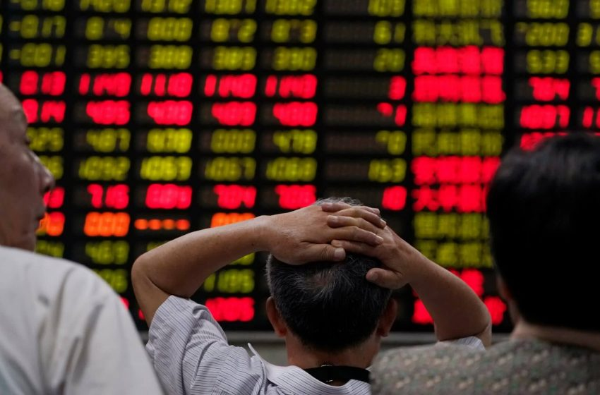 Impact of China's Export Slump on Investors