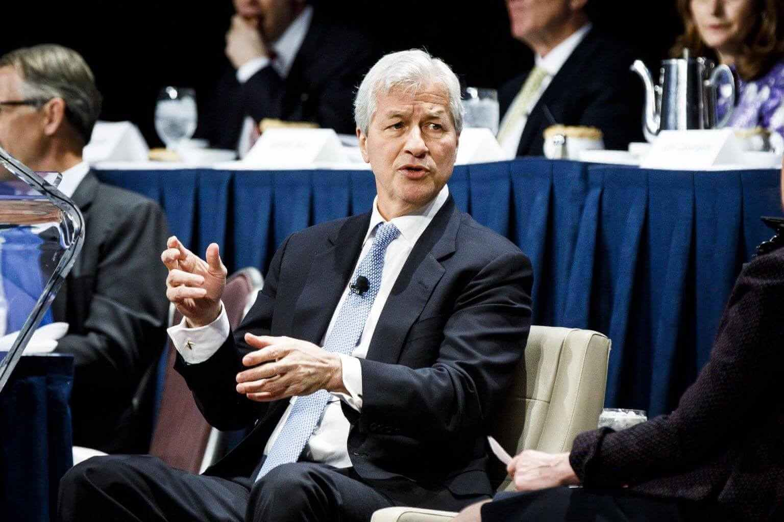 JP Morgan CEO Jamie Dimon gets a raise of $31m