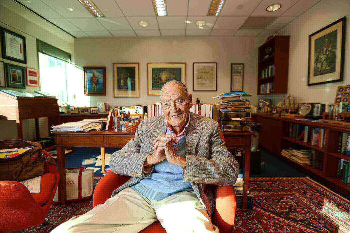 John Bogle Passes Away At 89