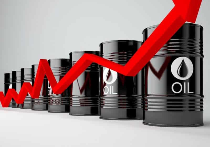 Oil prices up may install much-needed stability