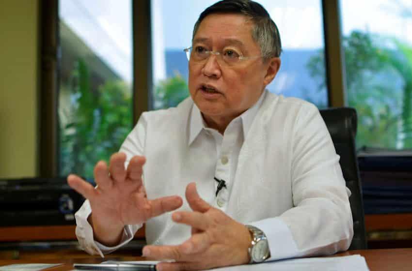 Philippine Finance Minister