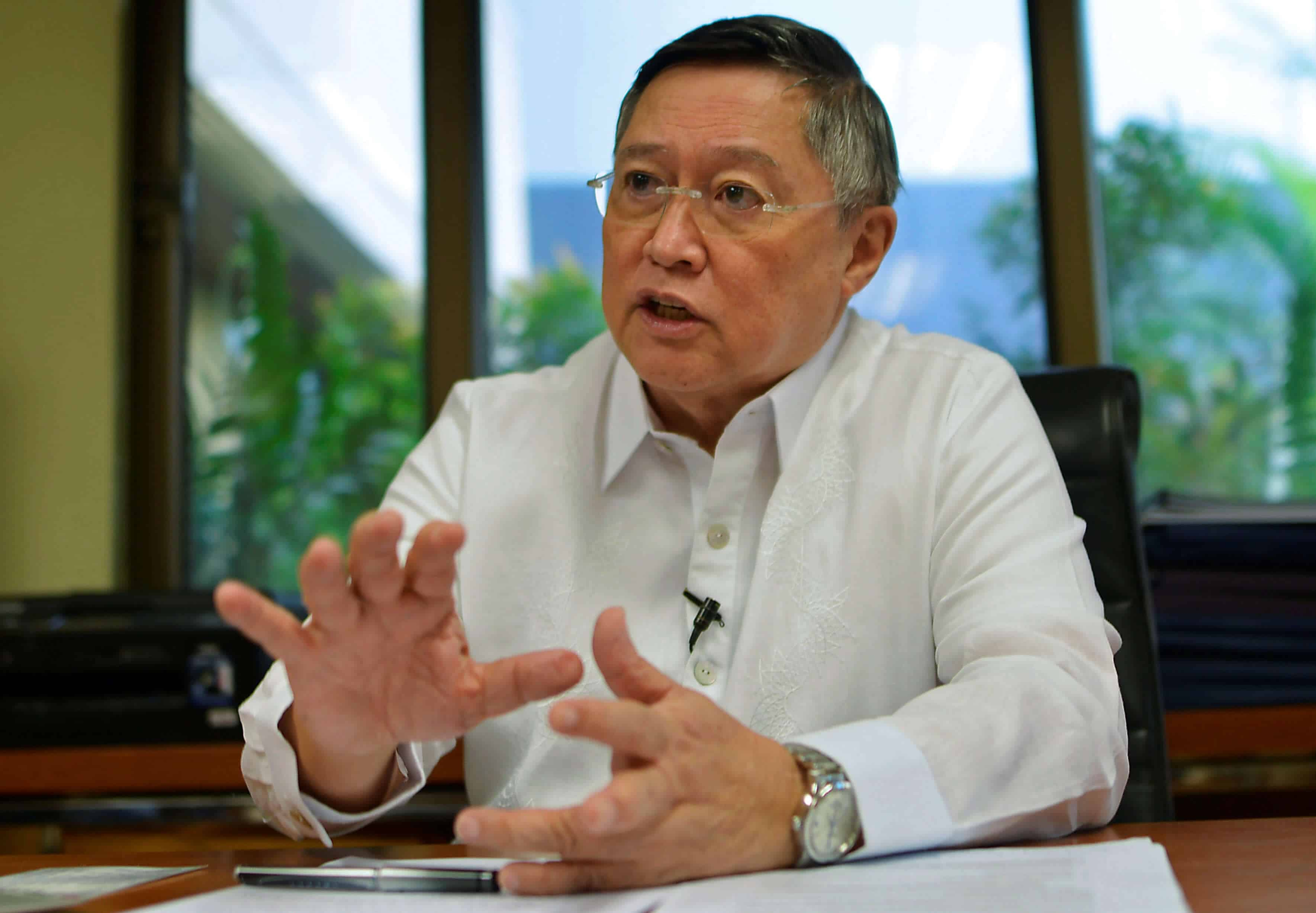 Philippine Finance Minister Warns of US Policies Disrupting Global Growth