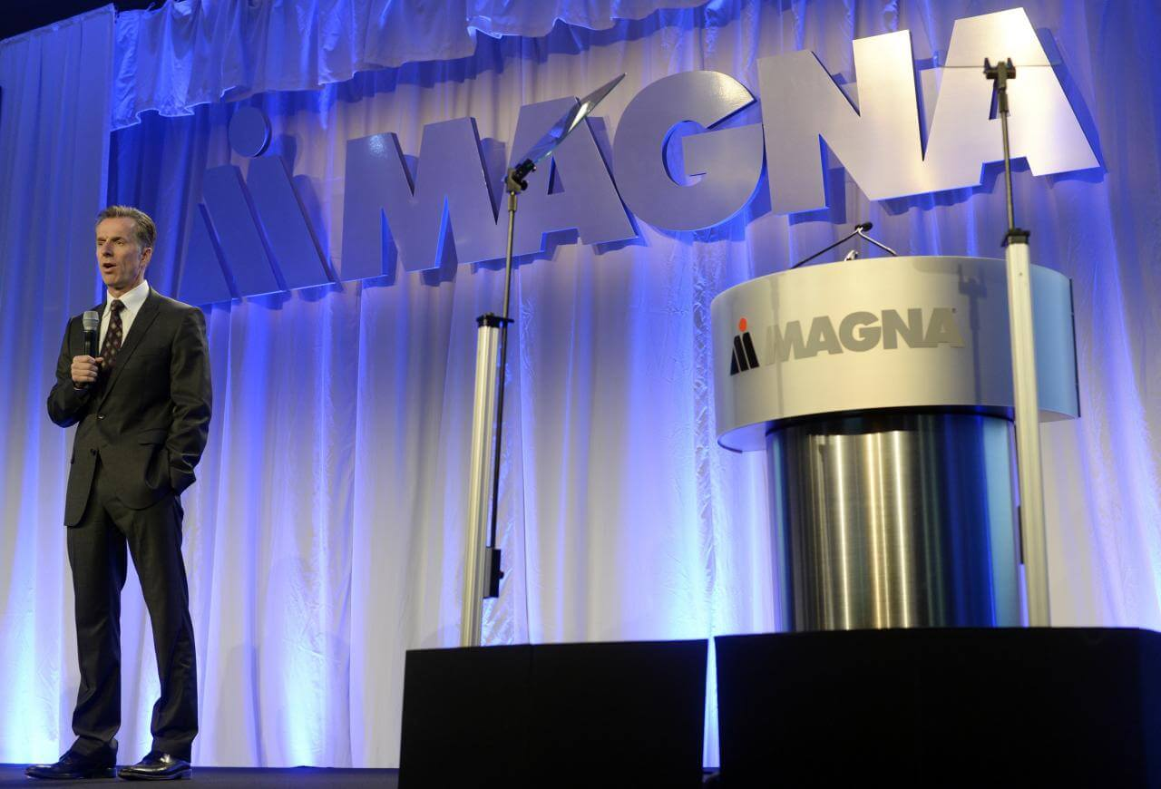 Reduce Expenditure on Electric and Self-Driving Cars: Magna CEO