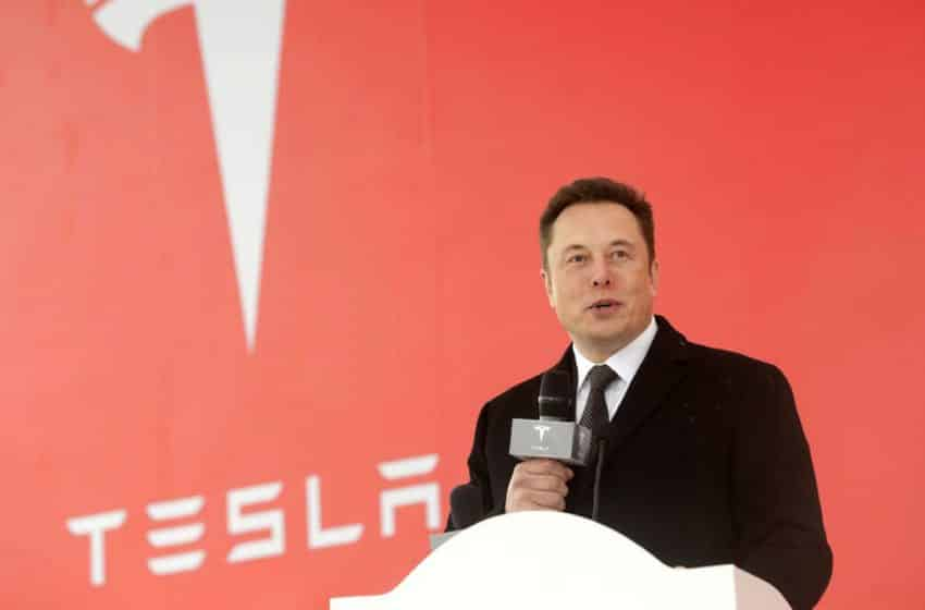 Tesla Inc. Breaks Ground in China