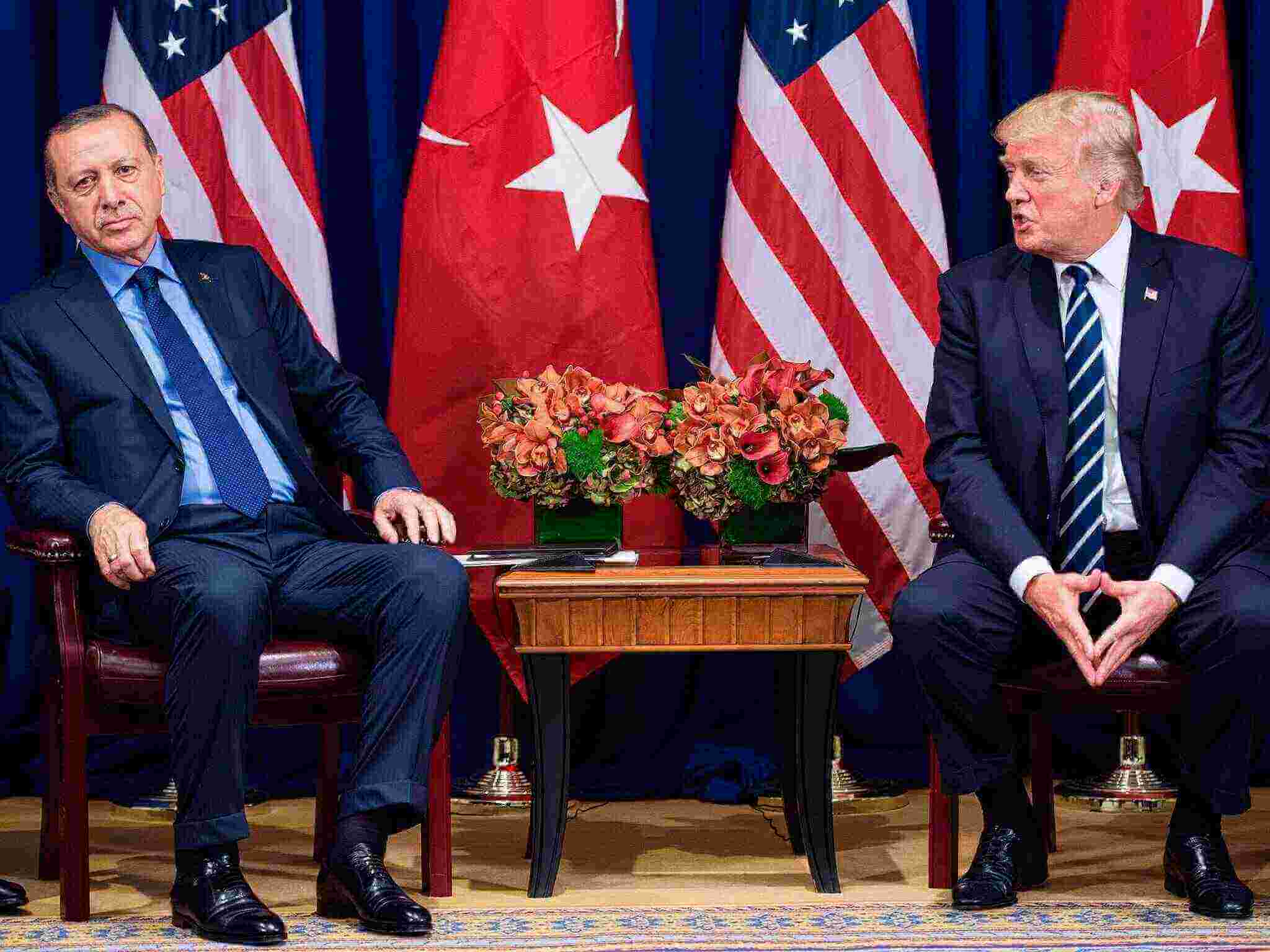 Trump Threatens Turkey Against Attacking Kurds