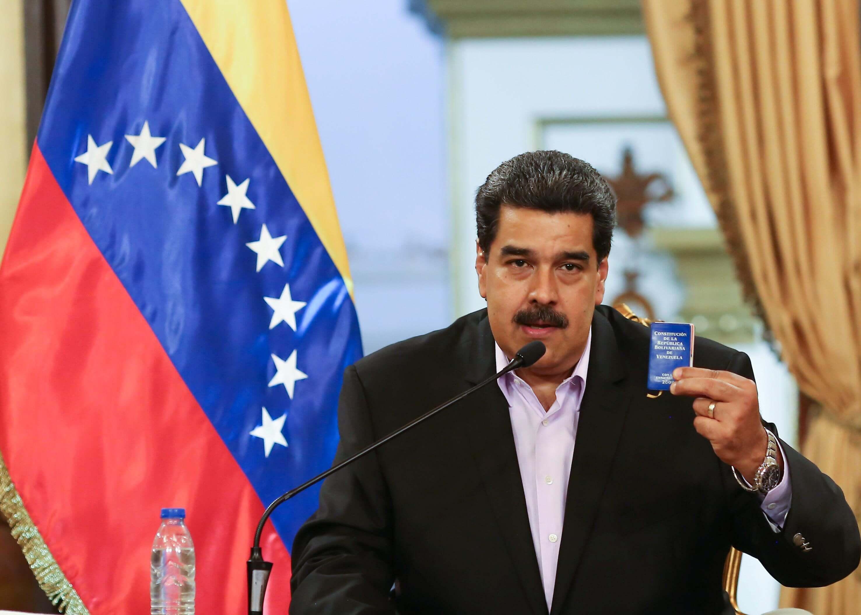 Venezuela shocked over US sanctions