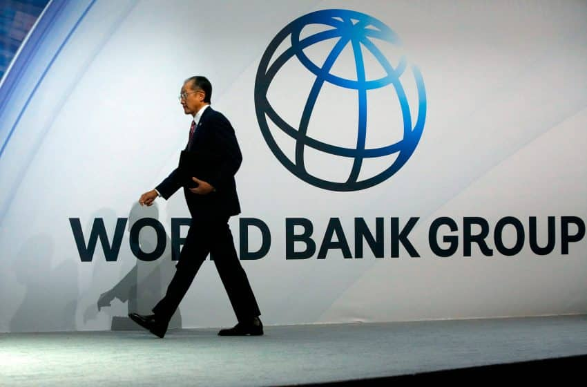 World Bank Cuts Forecast for World Economic Growth