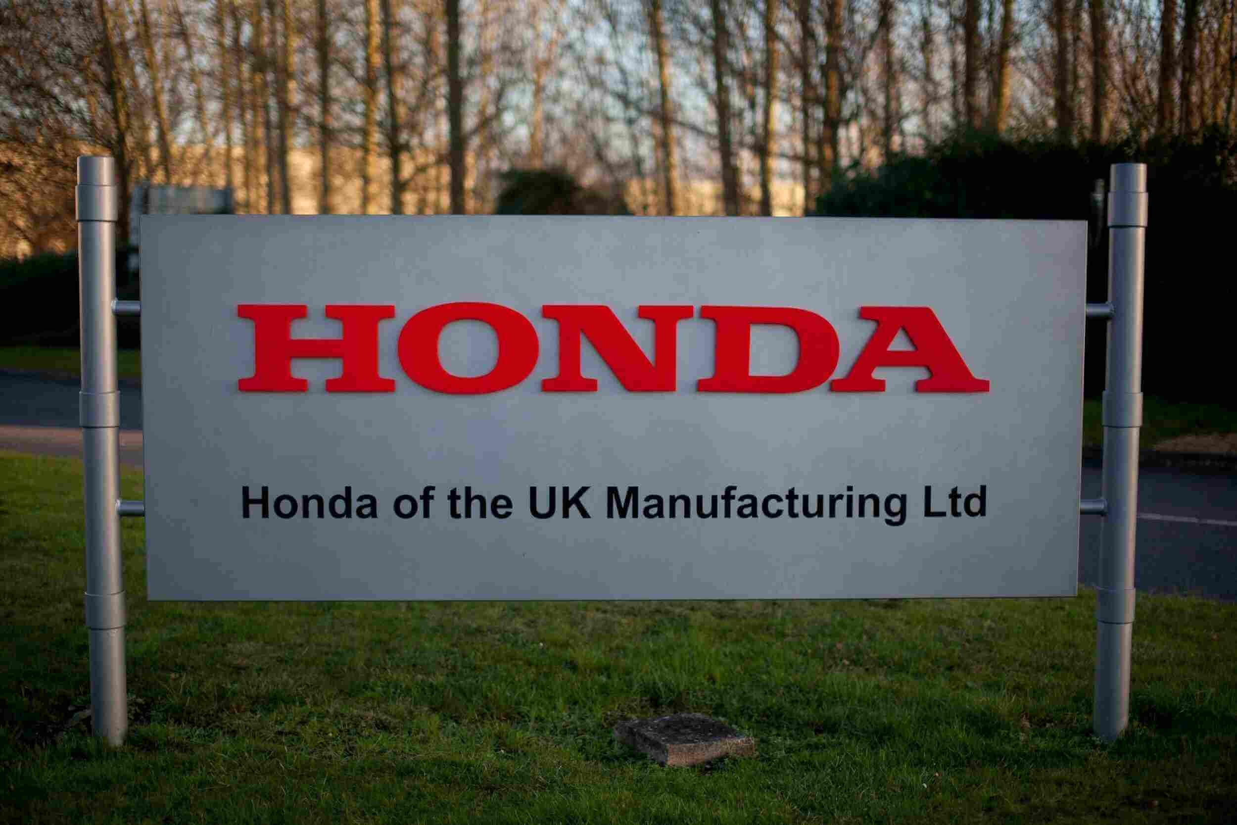 3500 Jobs to be Lost as Honda Closes UK Plant