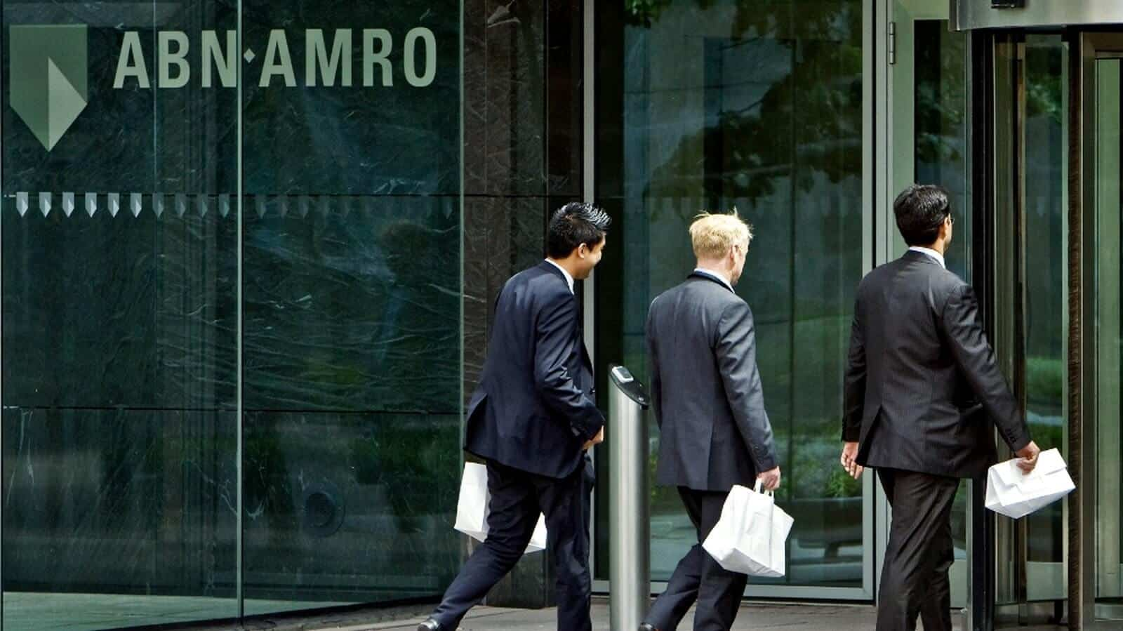 ABN Amro Profit Tanks 42% in Fourth Quarter
