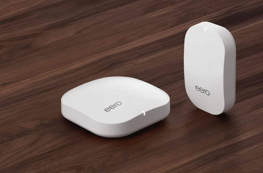 Amazon Declares Acquiring Home Wi-Fi Start-up Eero