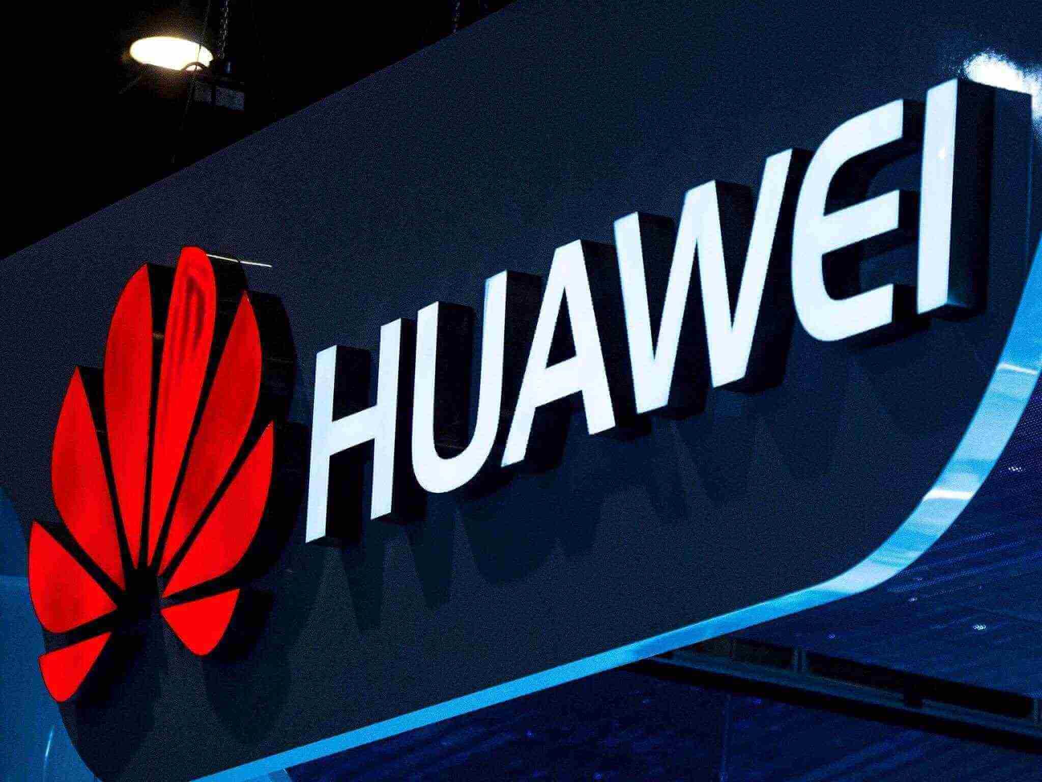 Huawei Security