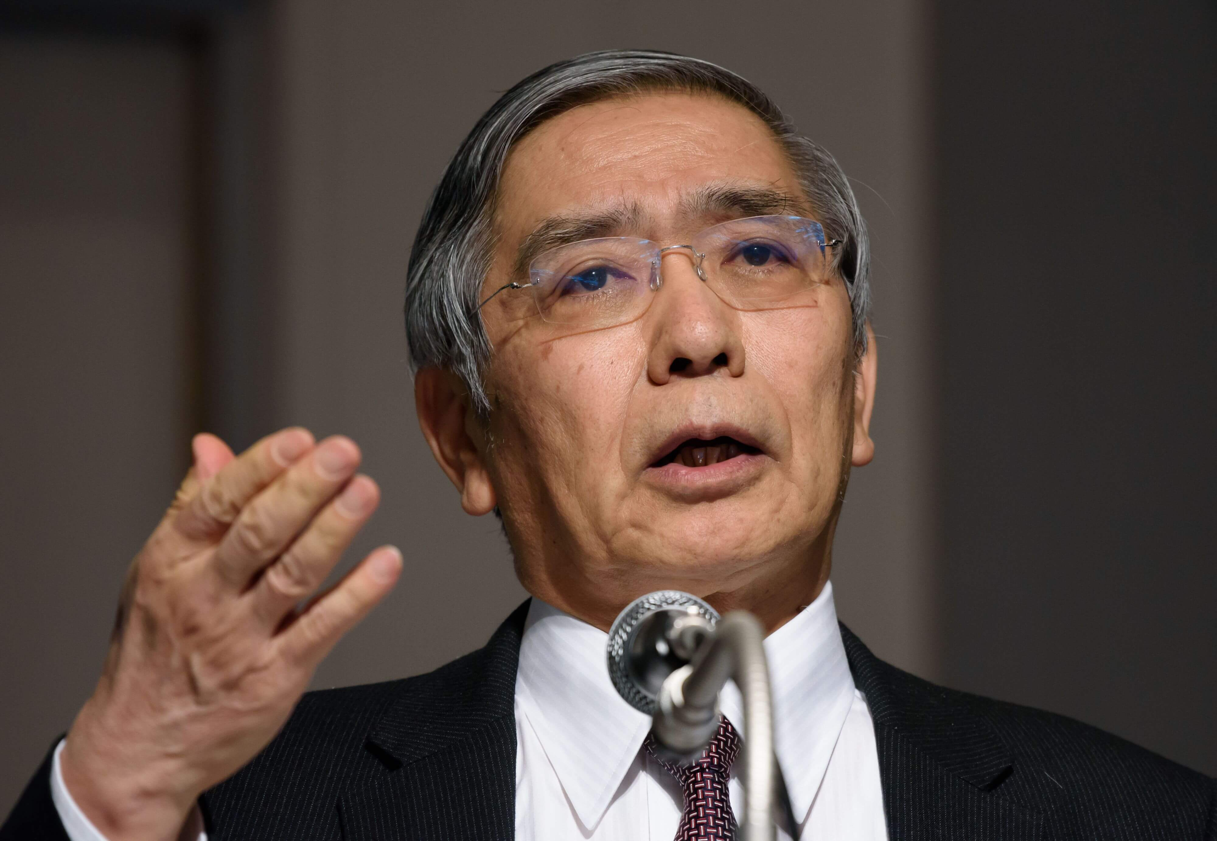 Bank of Japan Says It's Ready to Ramp up Stimulus if a Strong Yen Derails Inflation Target