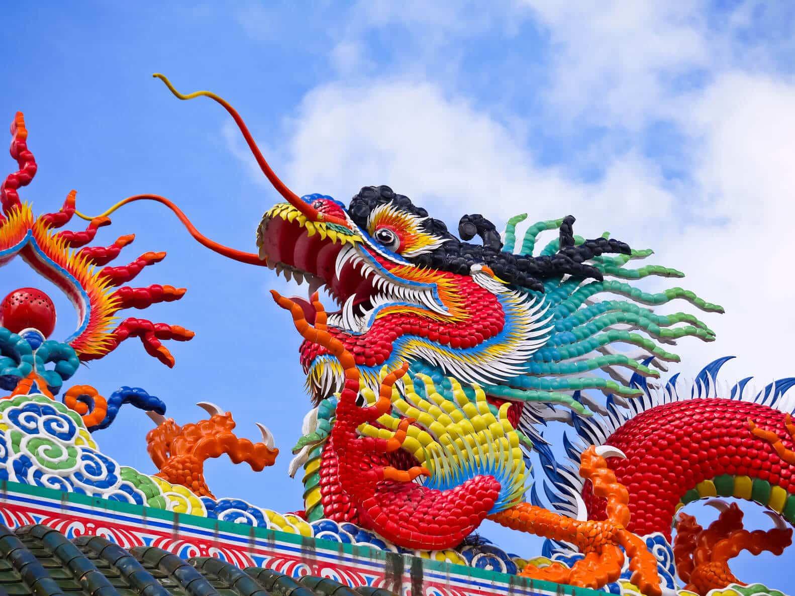 Dragon in the bond market