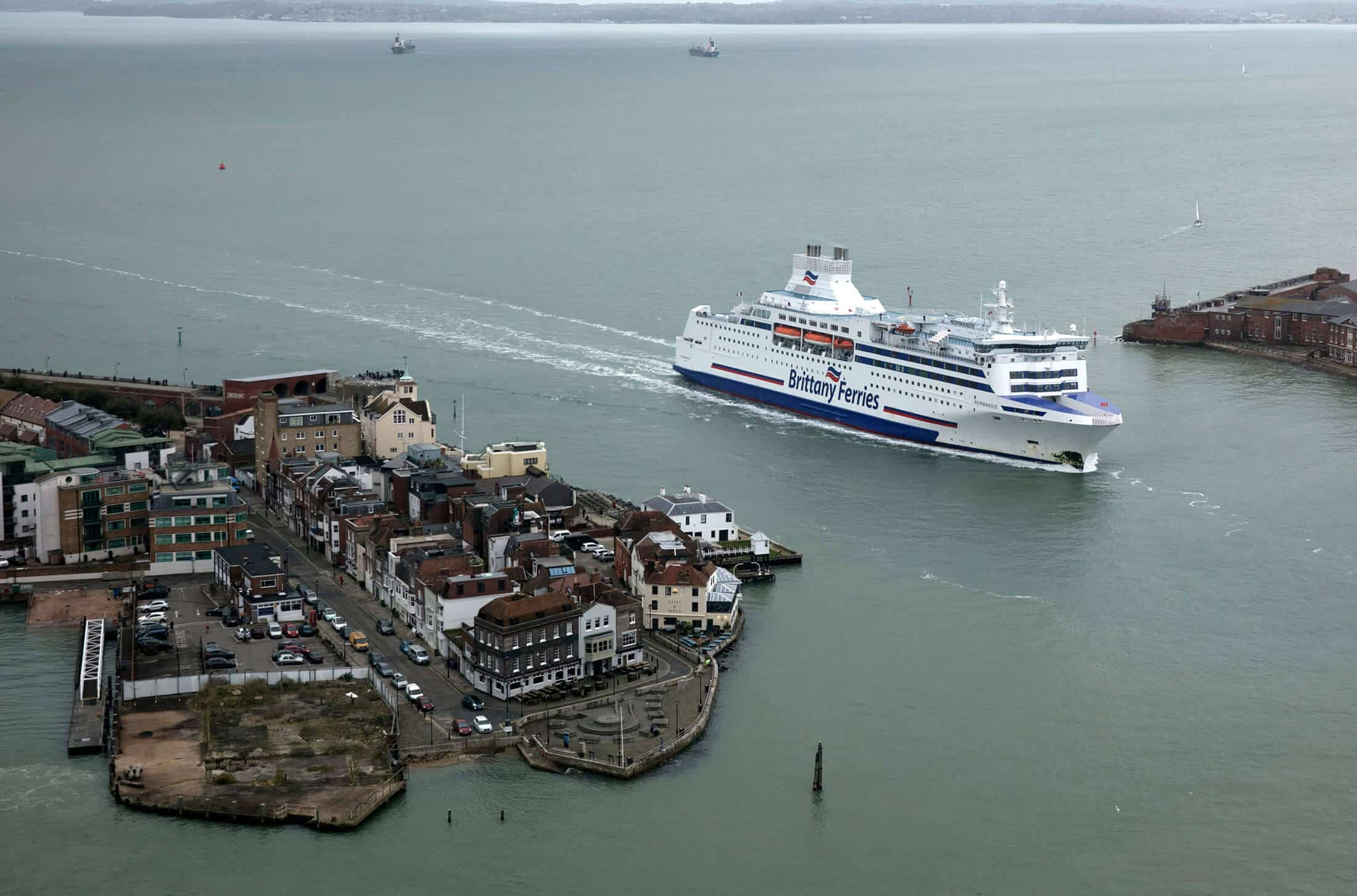 UK Government Sued Over No Deal Brexit Ferry  Agreements