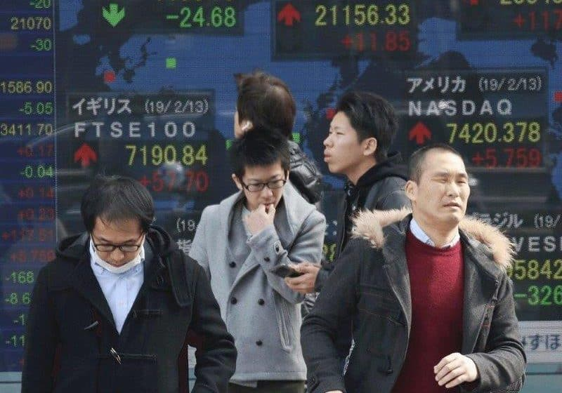 As Markets Wait for News on Trade Talks, Asian Stocks Slip