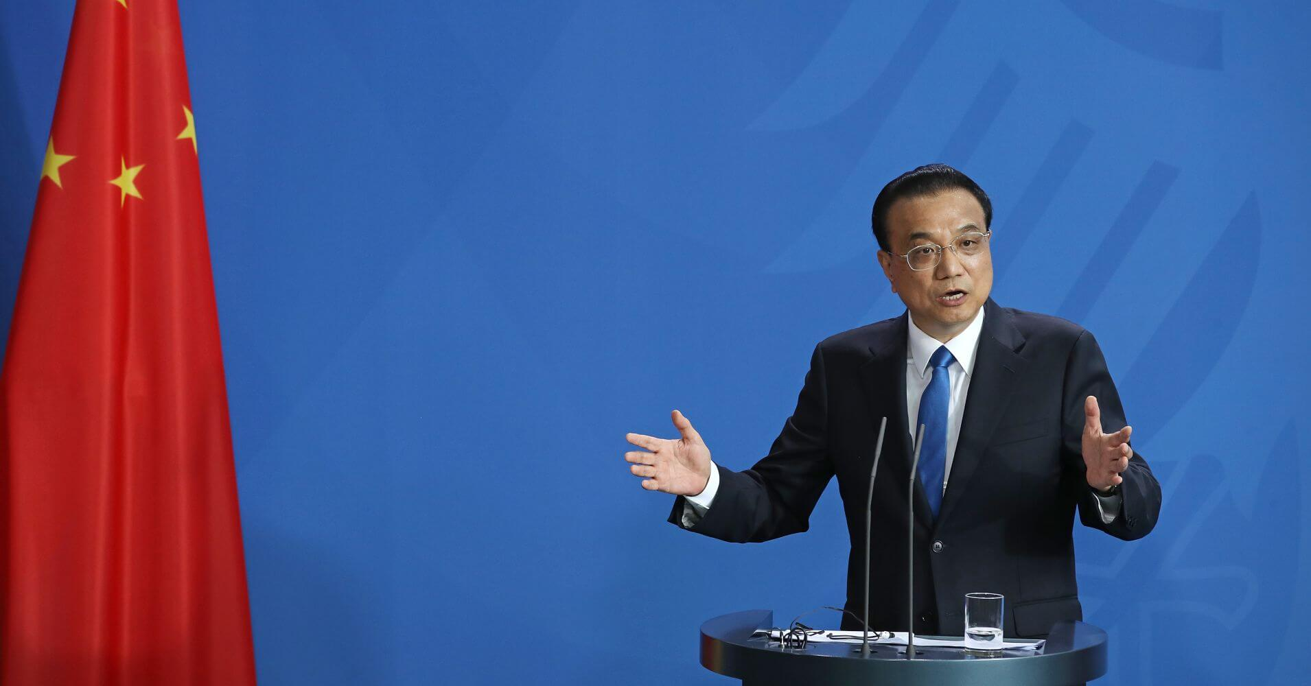 China Says It Needs Stronger Actions to Support its Sluggish Growth