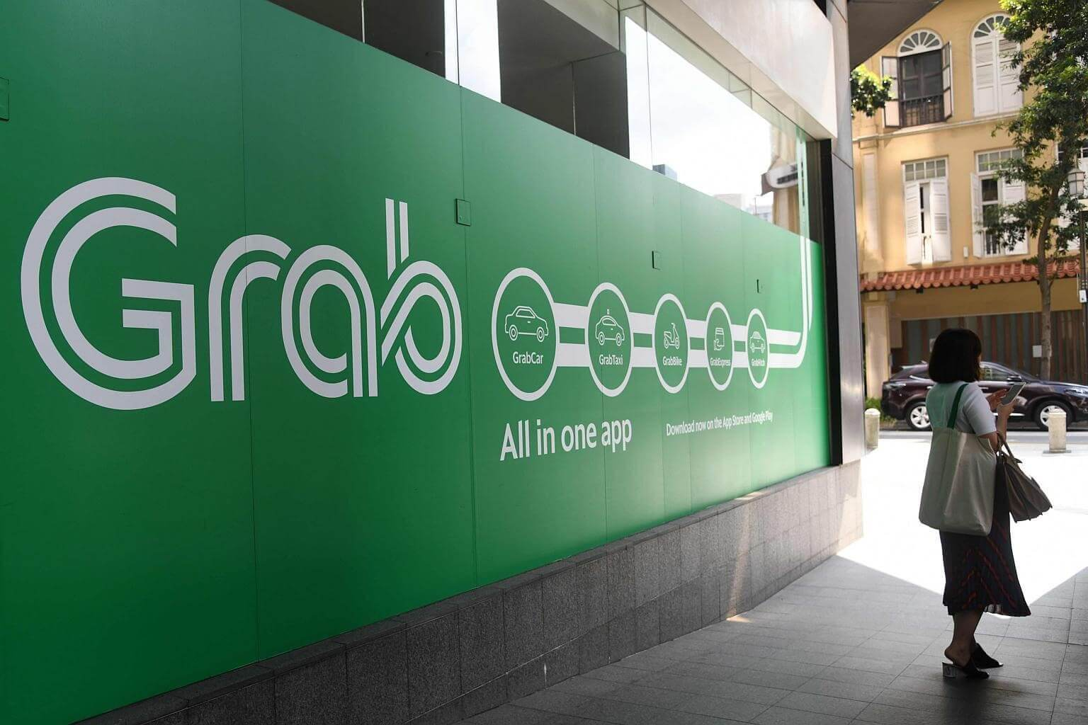 Singapore-based tech giant 'Grab' Open to More Funding