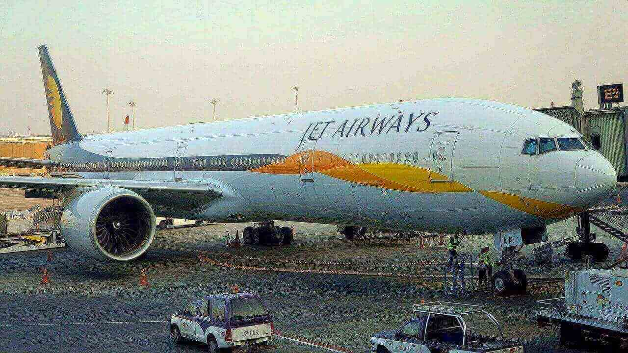 Troubled Airlines Jet Airways Pledges Fixed Deposits Worth Rs 1,500 Crore With SBI