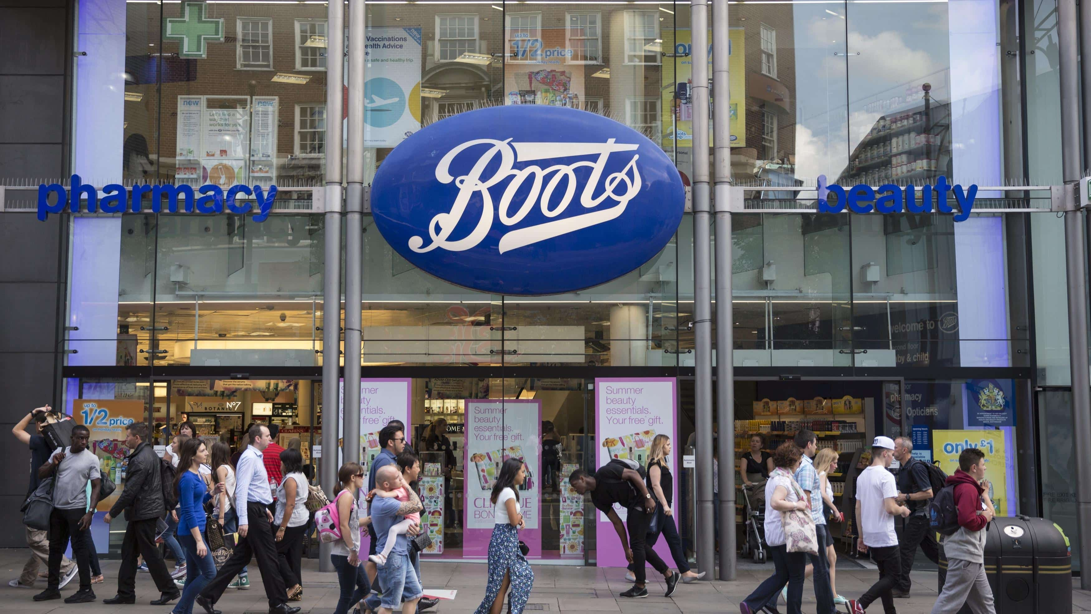 British Pharmacy Chain Boots Warns of Store Closures