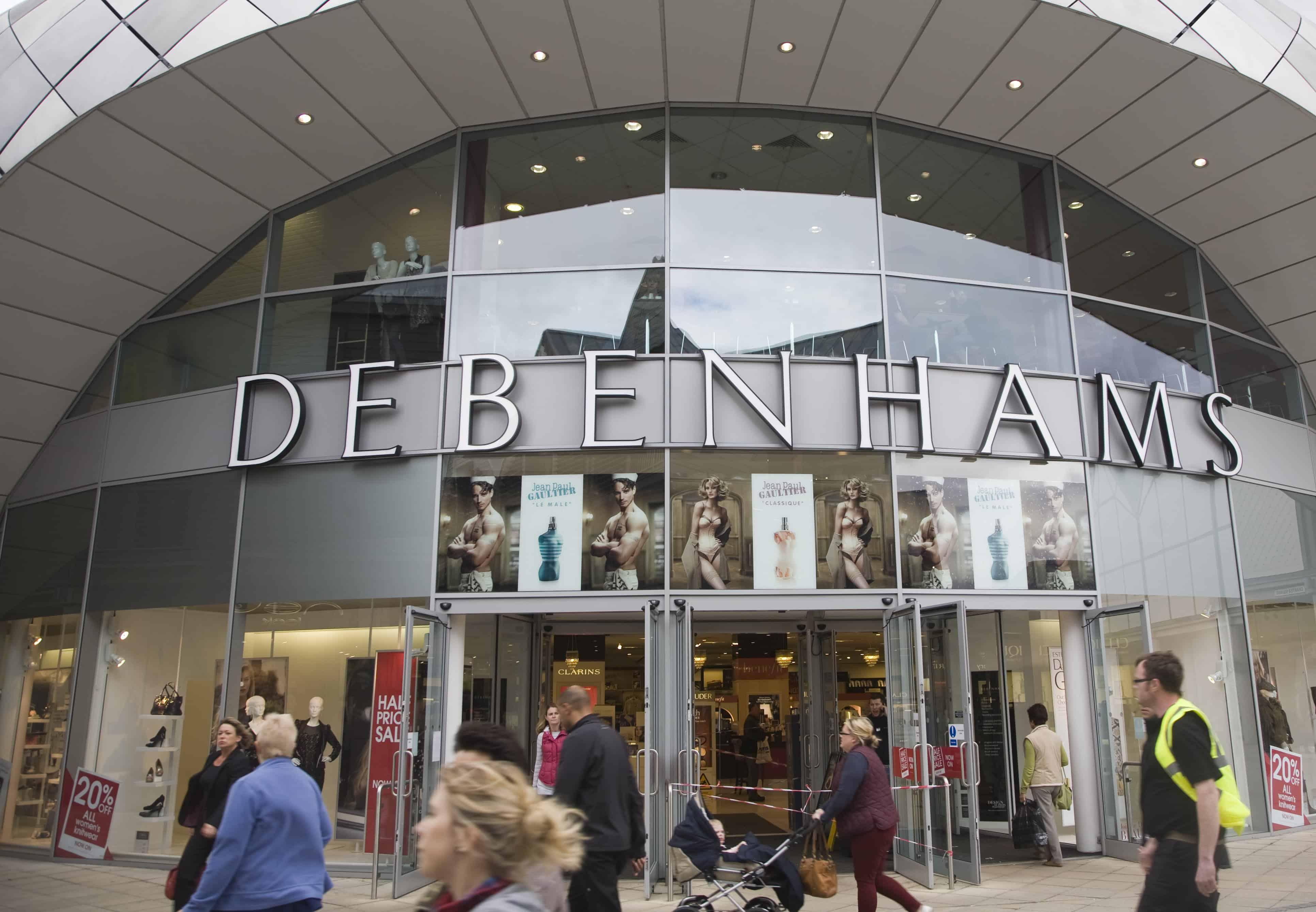 British Retailer Debenhams Goes Into Administration