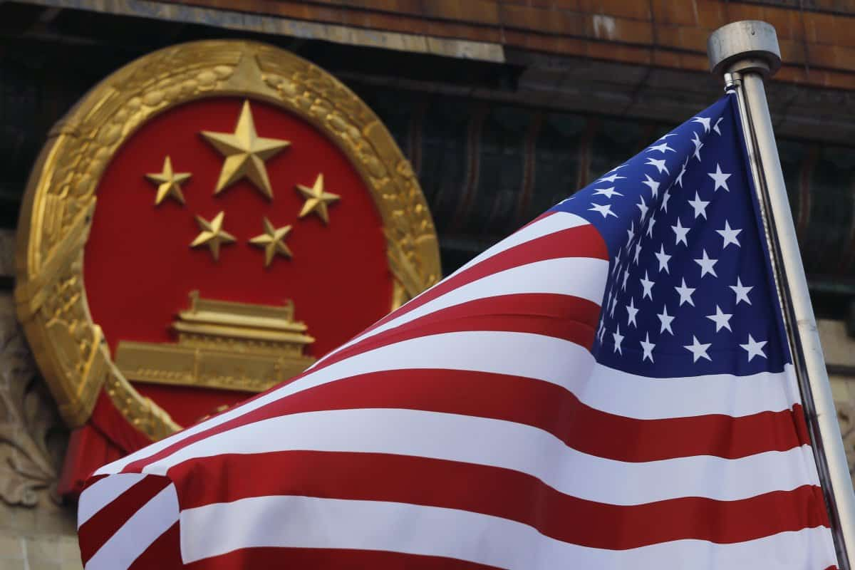 Leading the Chinese Paper States the Country Will be Calm During Trade Talk Challenges