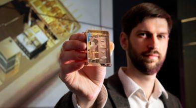 World's First Laser