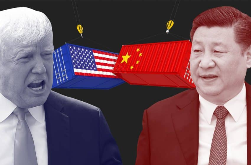 State Media in China Urges the United States to Change Tough Trade War Stance