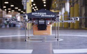 Amazon Drone Delivery
