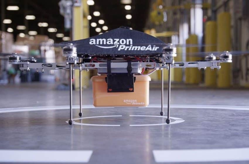 Amazon Plans to Begin Drone Deliveries Within Months