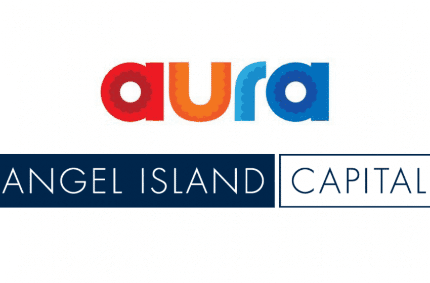 Aura raises $28.7 Million from Angel Island Capital