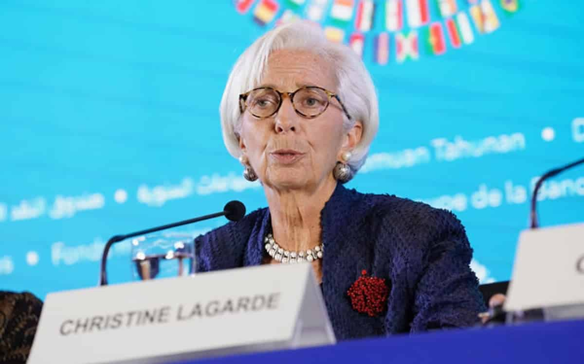 Christine Lagarde Elected As The Next President Of European Central Bank By EU