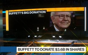 Warren Buffett Makes Huge Donation Of Worth $3.6 Billion