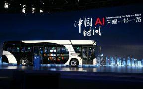 DeepBlue Autonomous Bus