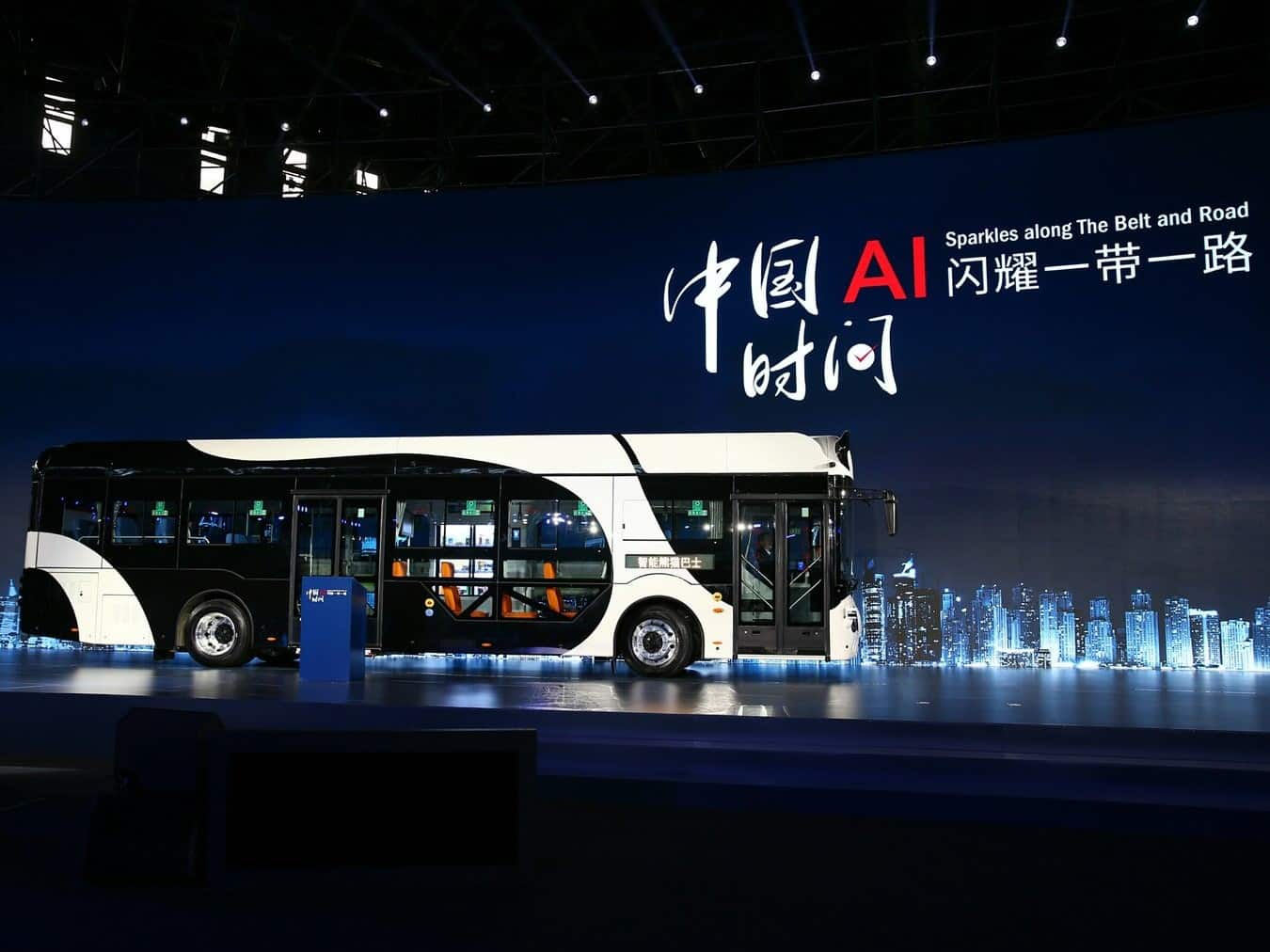 Chinese AI Firm DeepBlue All Set to Take Its Autonomous Buses to Global Client Base