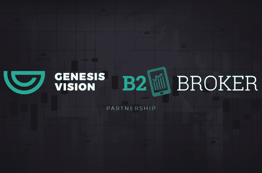 Genesis Vision Partners with B2Broker