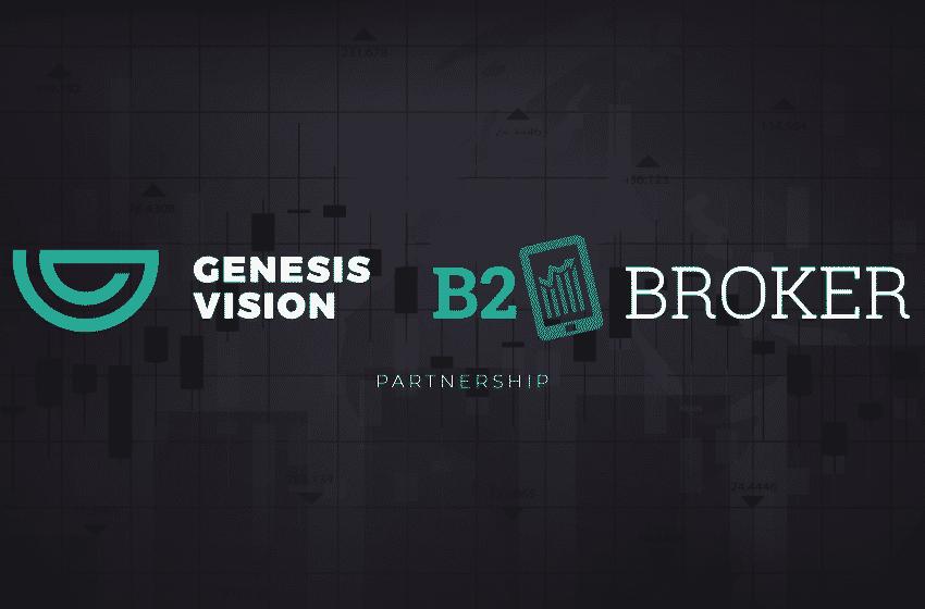 Genesis Vision Partners with B2Broker