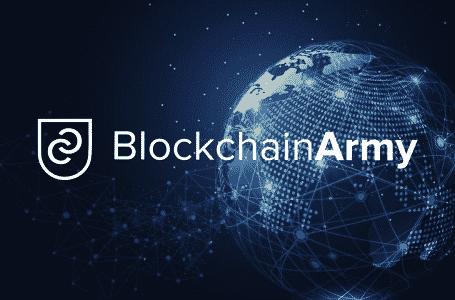BlockchainArmy - Innowave Summit Varna 2019