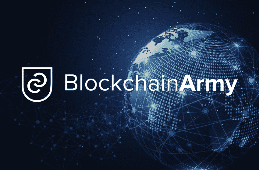 BlockchainArmy - Innowave Summit Varna 2019