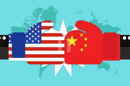 Chinas trade with US shrinks again in September