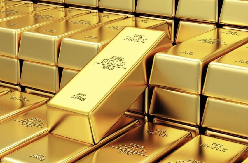 Gold Prices Dive As Hopes Rise over Trade Deal After Trump Comments