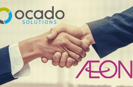 Ocado Collaborates With Japanese Retailer Aeon