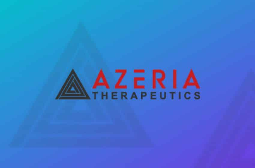 Azeria Therapeutics Ltd Invested in Series B Financing Round
