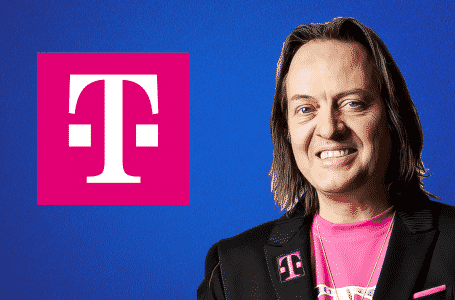 John Legere to Step Down as CEO of T-mobile in 2020; Mike Sievert to Take Over